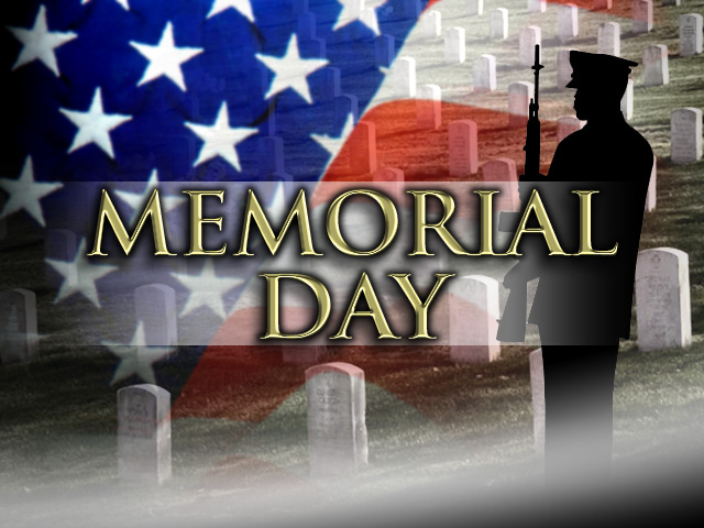 Have a Safe Memorial Day