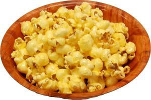 Small fake Popcorn Bowl