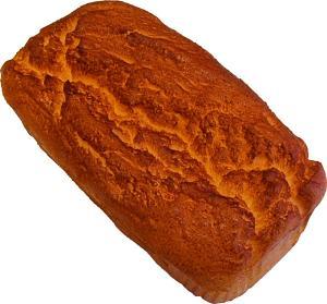 Pound Cake Fake Bread