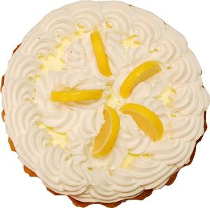 Lemon Cream Artificial Pie