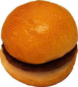 Fake Hamburger Plain