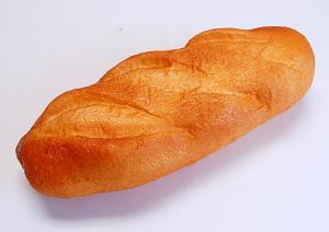 French Loaf 11 inch Plain Fake Bread