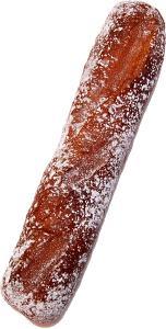 Rustic Baguette Small Fake Bread 12