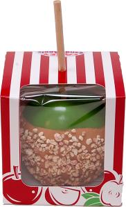 Caramel Fake Candy Apple with Nuts BOX