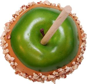 Caramel Fake Candy Apple with Nuts TOP