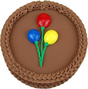 Celebration Chocolate Fake Cake 9
