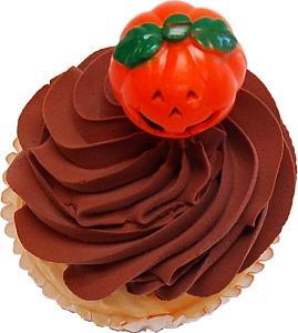 Halloween Chocolate Fake Cupcake top