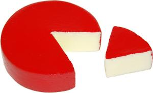 Fontina with Slice fake cheese USA