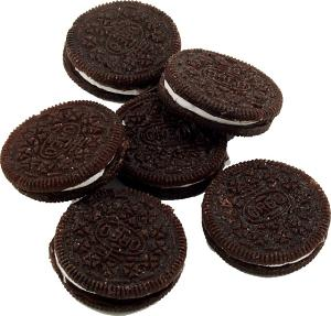 Cream Filled Cookies 6PC Fake Food USA