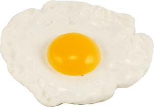 Fried Egg fake food USA