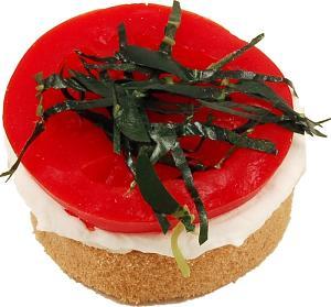 Tomato Cream Dessert Appetizer