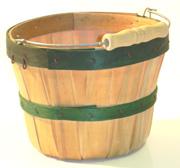 Basket with handle