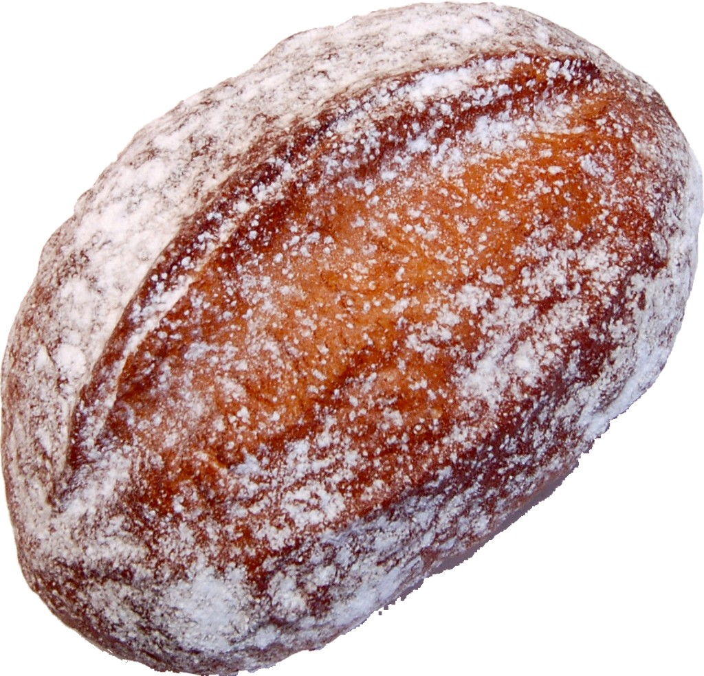 Rustic Fake Bread Loaf 8-1/2 inch B