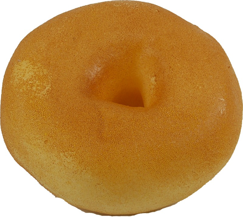 fake bagel