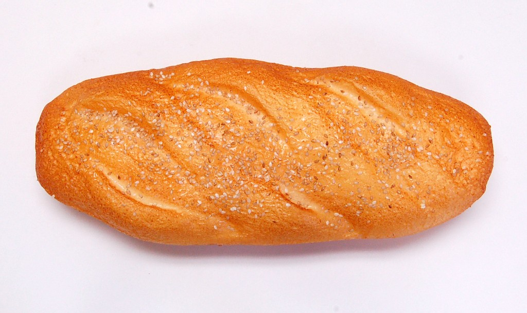 French Loaf 11 inch Sesame Seed Fake Food
