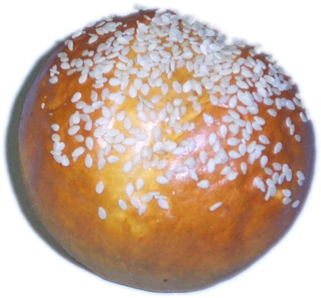 Sesame Roll Fake Bread