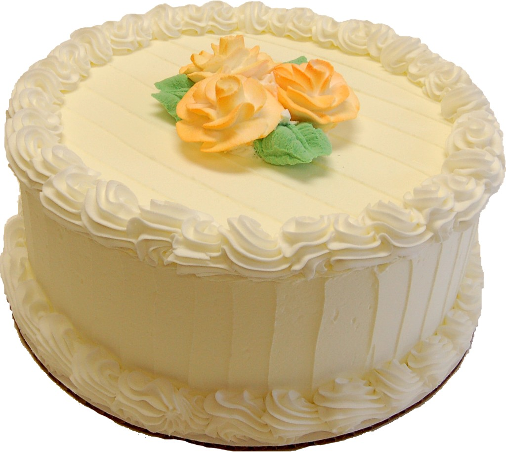 Lemon Designer fake cake - 9 inch - CAKES - Decorcentral.com - Flora ...