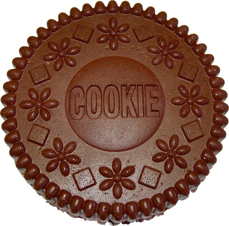 COOKIE FAKE CAKE WITH CREAM B
