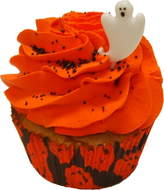 Halloween fake cupcake