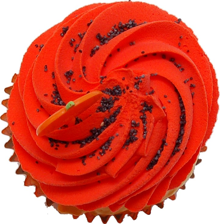 Halloween Fake Cupcake top