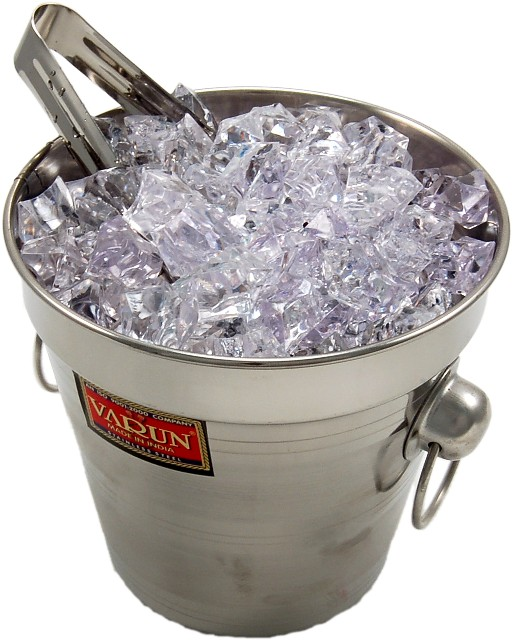 Fake Ice Bucket