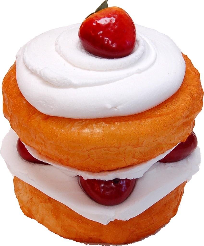 Strawberry Shortcake Fake Dessert