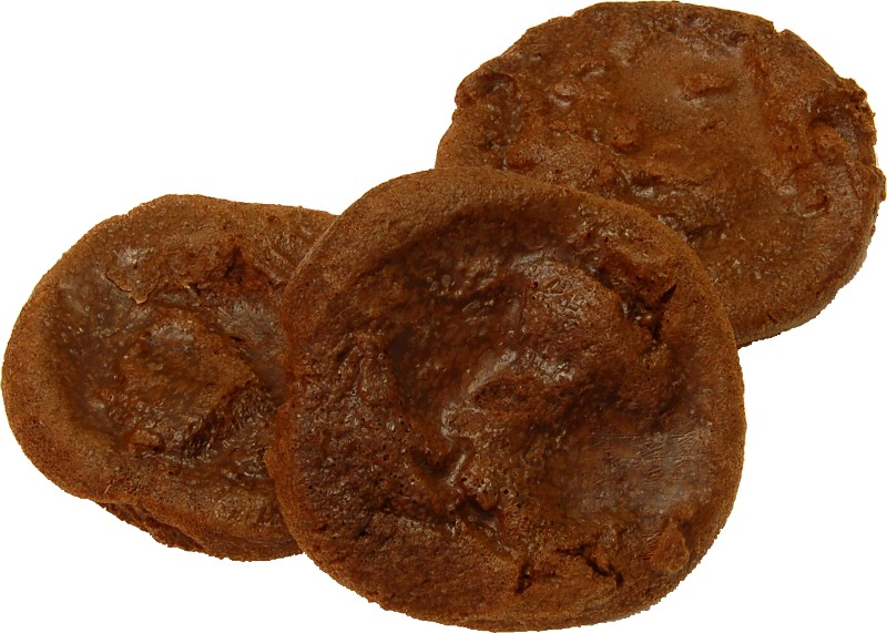 Chocolate fake Cookies 3 pack