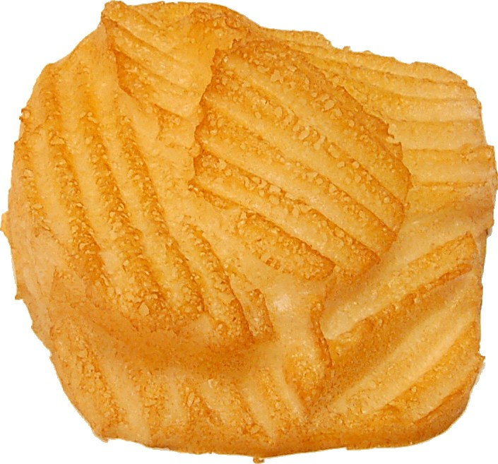 Fake Potato Chips Clump B