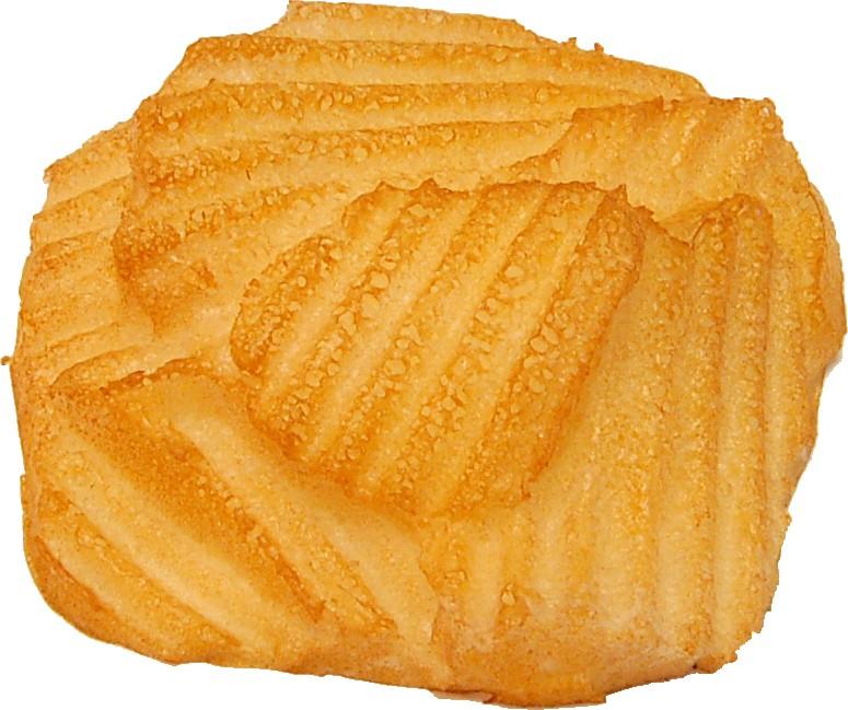 Fake Potato Chips Clump