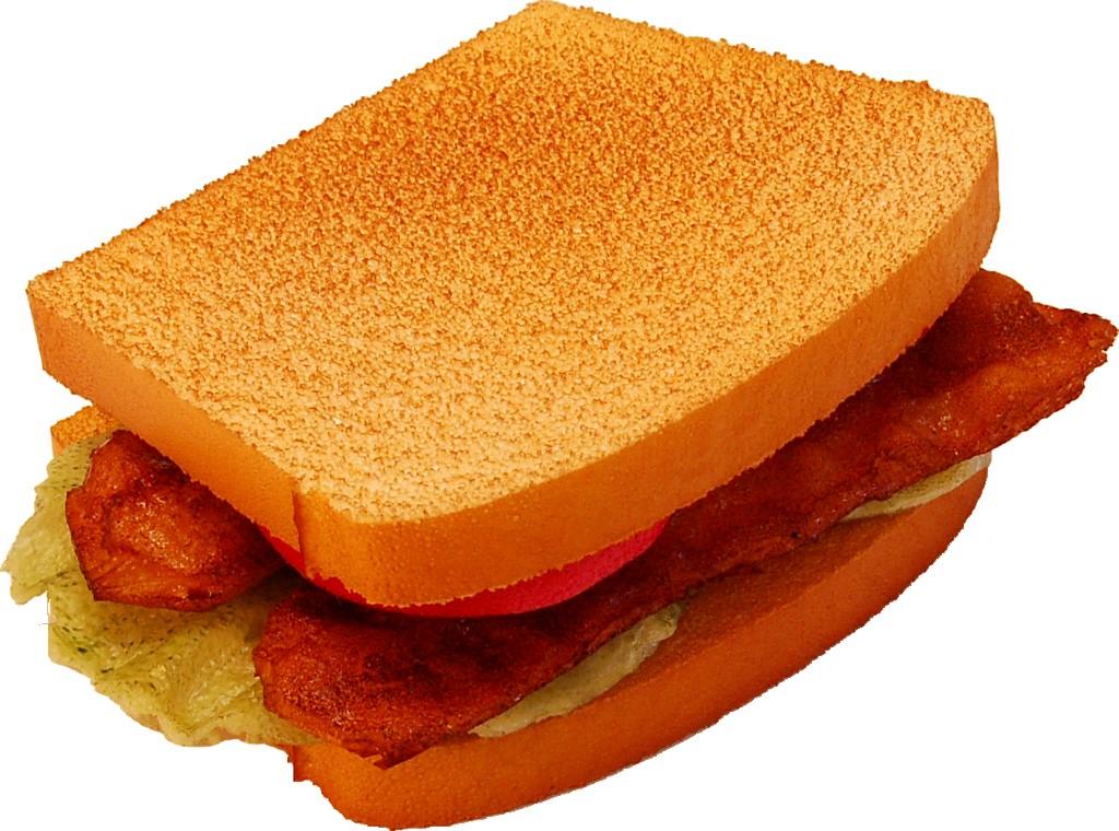 BLT Sandwich Fake Food