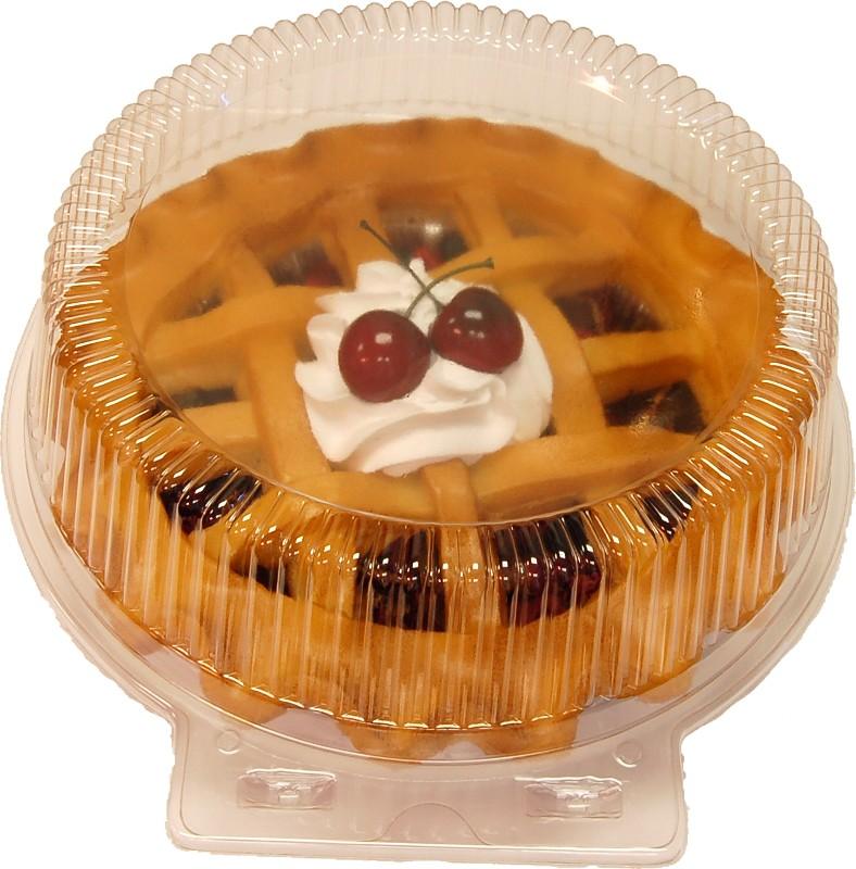 "9"" Cherry Fragrance Potpourri Pie Box"