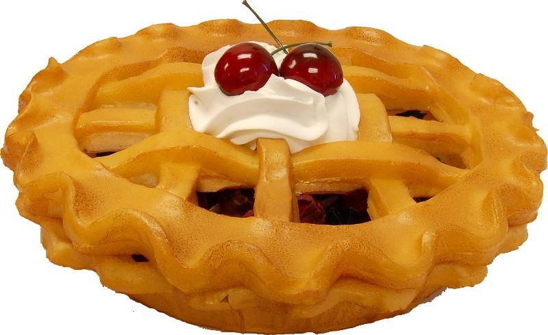 "Potpourri Pie 9"" Cherry Fragrance"