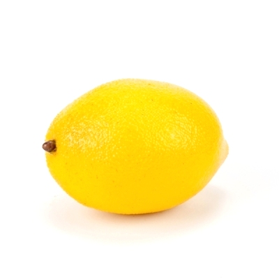 Lemon Fake Fruit