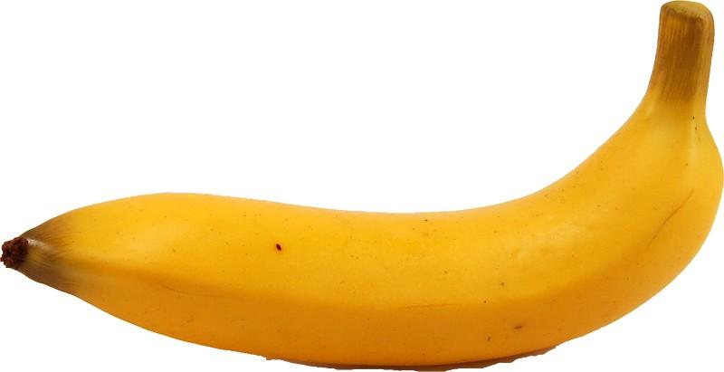 BANANA FAKE FRUIT