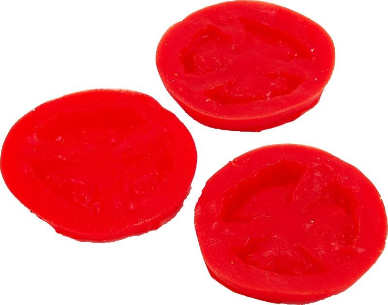 tomato slice fake vegetable