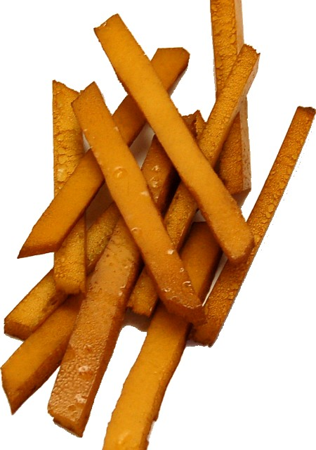 fake steak fries