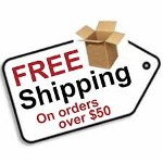 Free Shipping on Fake Foods