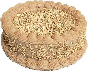 Mocha Fake Cake 9 inch