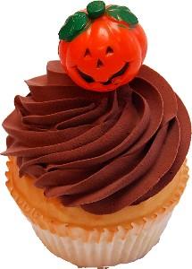 Halloween Chocolate Fake Cupcake