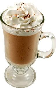 Cappuccino Glass fake drink USA