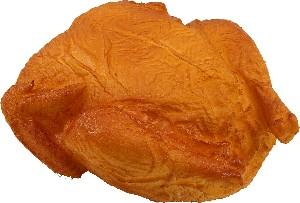 Chicken Roasted fake food USA