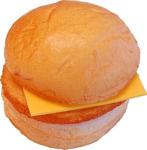 Chicken - Fish Cheese Sandwich Fake Food