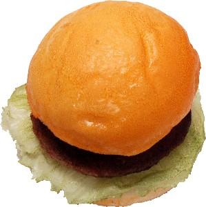 Fake Hamburger