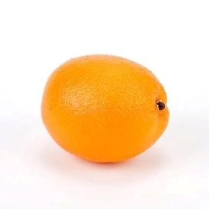 Orange fake fruit