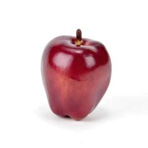 Red Apple fake fruit