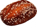 Artisan Fake Bread Roll 8 inch