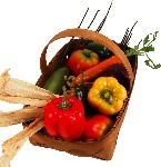Vegetable Basket 12 piece