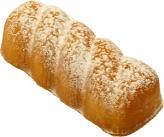 Vanilla Cruller Fake Doughnut with Powdered Sugar USA