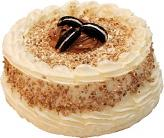 Vanilla Creamed Filled Cookie Fake Cake 9 inch