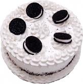 Cookie and Cream fake cake 9 inch USA